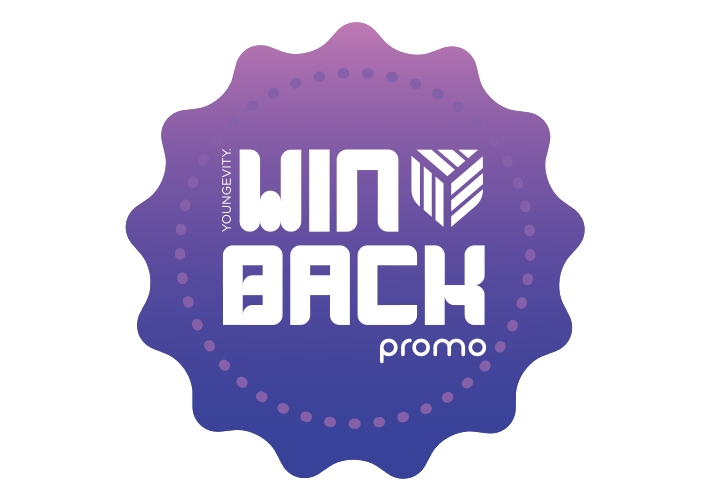 Win Back Promo Logo